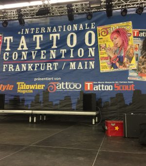 Tattoo Convention Frankfurt 2017