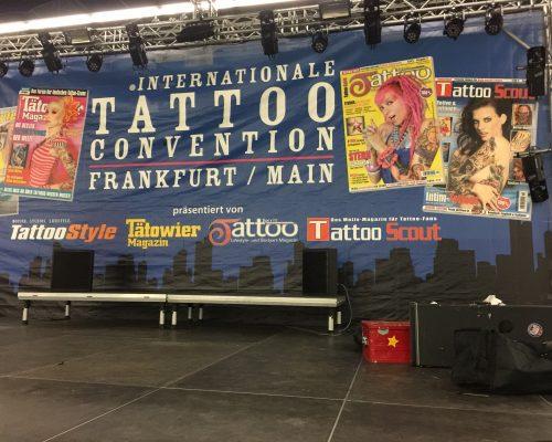 Tattoo Convention Frankfurt 2017
